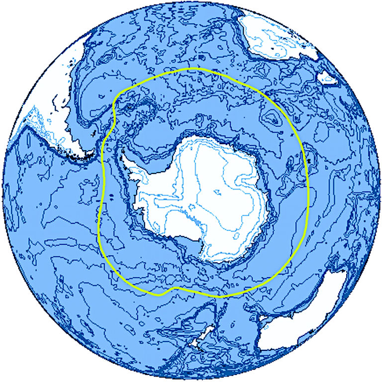 Ilmaston lämpeneminen on jo muuttanut Antarkiksen jäätikköä suojaavia tuulia