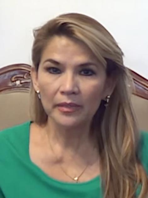 BOLIVIAN UUSI PRESIDENTTI VASTUUSEEN VÄKIVALLASTA, VAADITAAN NOAM CHOMSKYN JA 850 JULKISUUDEN HENKILÖN AVOIMESSA KIRJEESSÄ