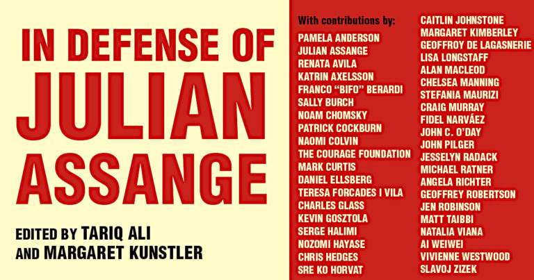 MIKAEL BÖÖKS RECENSION: IN DEFENCE OF JULIAN ASSANGE