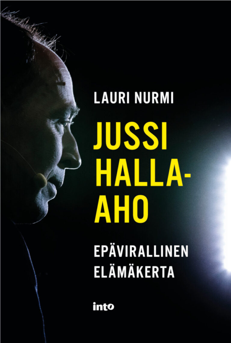 Mihin kohtiin demokratia–fasismi -akselilla Jussi Halla-ahon näkökulmat sijoittuvat?